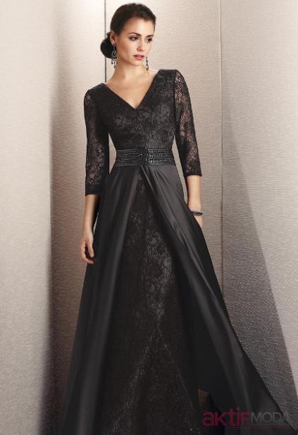 2019 Kış Abiye Elbise Modelleri