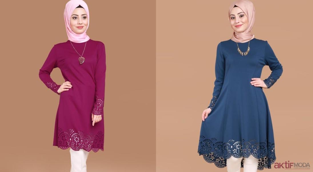 2019 Tozlu Giyim Tunik Modelleri