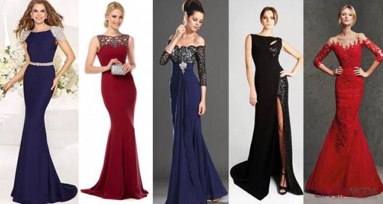 Abiye Elbise Trendleri 2019