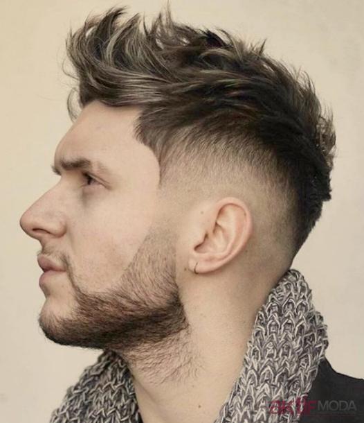 Fade Saç Modelleri 2019