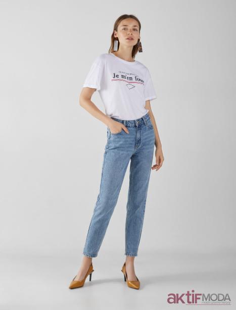 Tişört Jean Kombin Önerileri