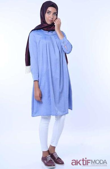 Tozlu Giyim Gömlek Tunik Modelleri 2019