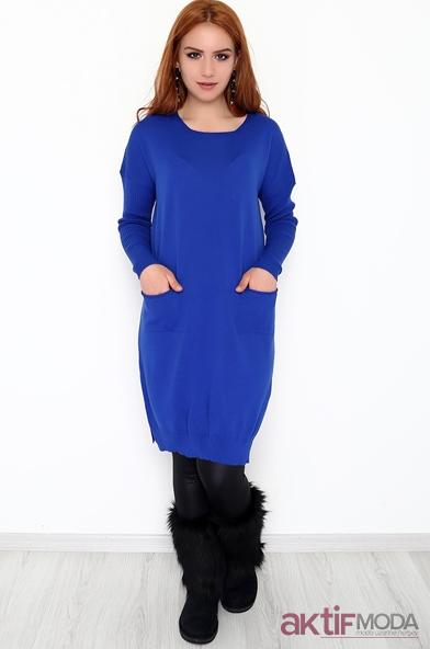Tunik Elbise Modelleri 2019