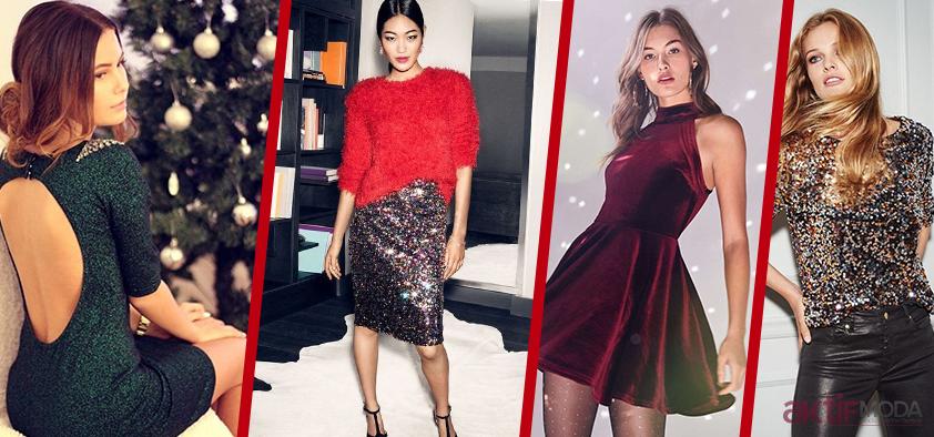 Yılbaşı Kıyafet Modelleri 2019