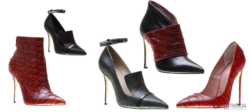 İnci Kadın Ayakkabı Modelleri 2019