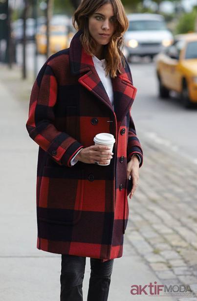 Ekose Kış Sokak Modası 2019
