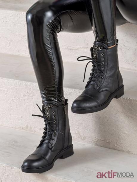 Elle Kadın Bot Ayakkabı Modelleri