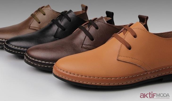Erkek Deri Ayakkabı Modelleri 2019