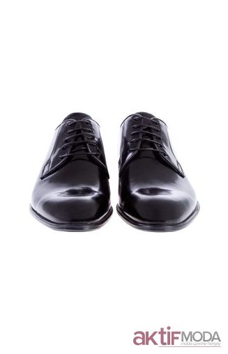 Erkek Siyah Deri Ayakkabı Modelleri 2019