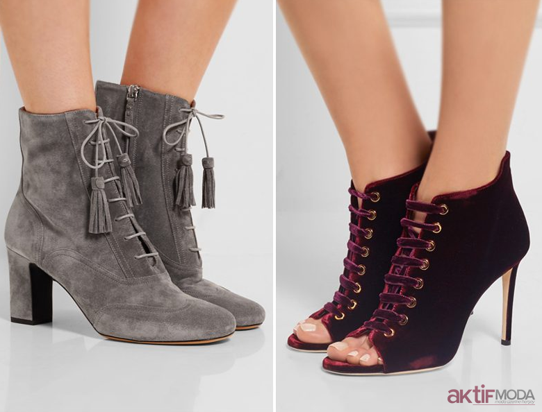 Kadın Ayakkabı Modelleri 2019