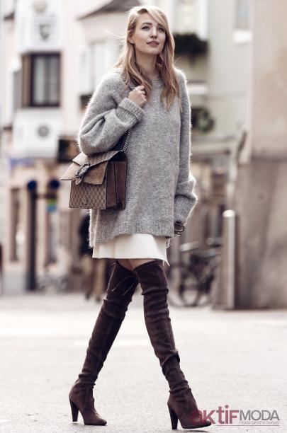 Kazak Kışlık Kıyafet Modelleri 2020