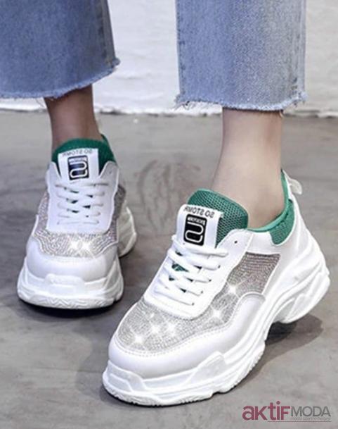 Trendyol Beyaz Spor Ayakkabı Modelleri 2019