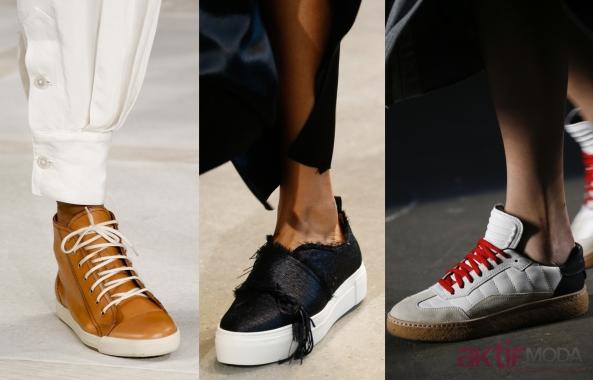 Trendyol Spor Ayakkabı Modelleri 2019