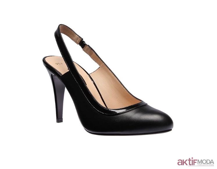 Vintage İnci Kadın Ayakkabı Modelleri 2019