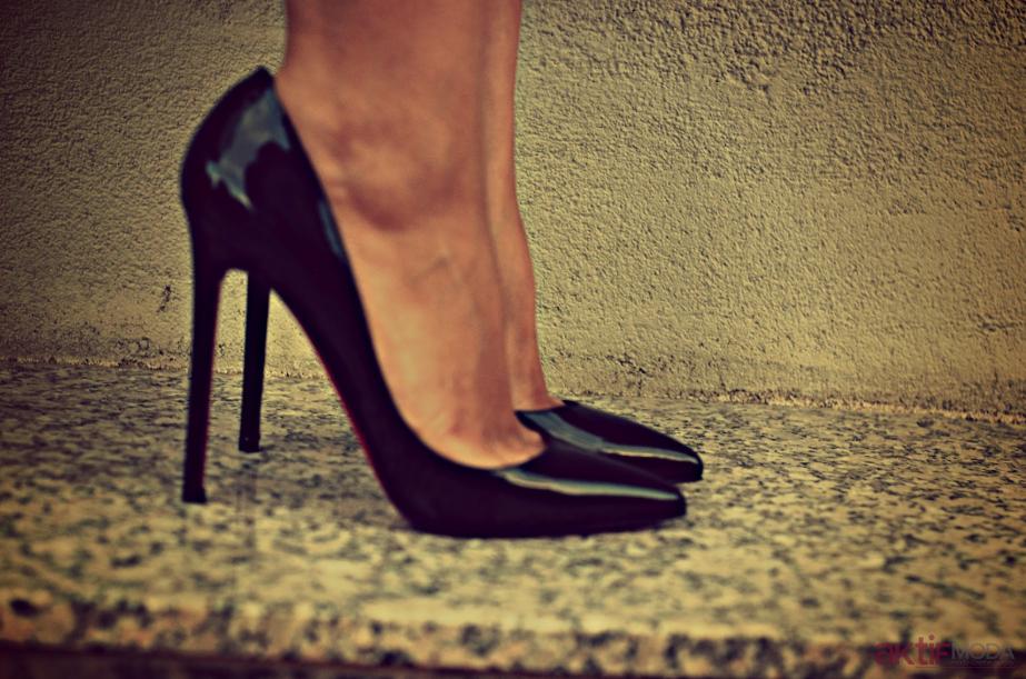 Yüksek Topuklu Stiletto Ayakkabı Modelleri 2019