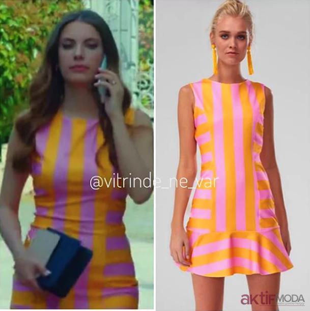Yıldız Yasak Elma Dizi Kıyafetleri 2019