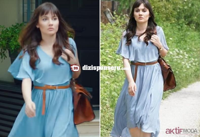 Zeynep Yasak Elma Dizi Elbiseleri 2019