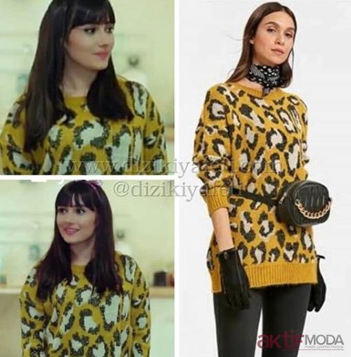 Zeynep Yasak Elma Dizi Kıyafetleri 2019