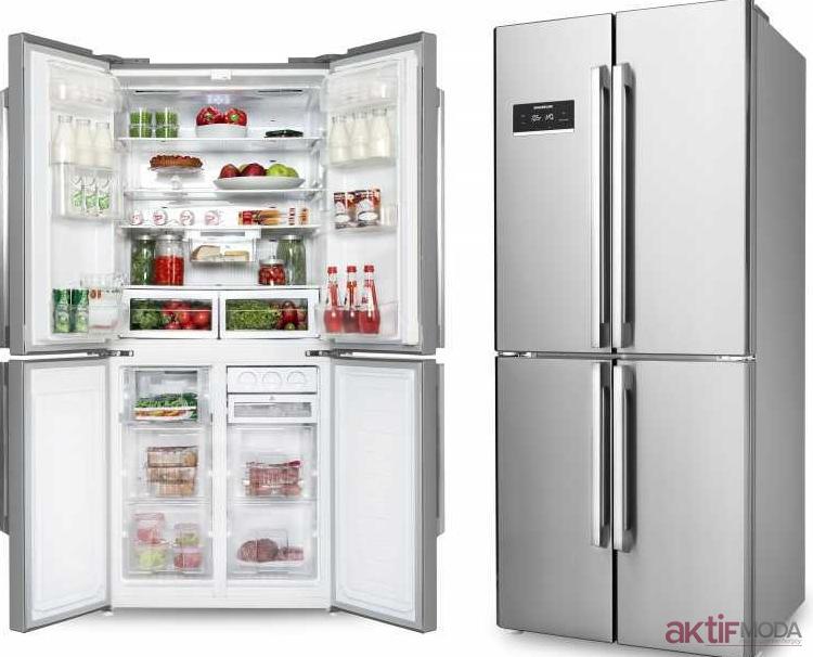 İki Kapılı Buzdolabı Modelleri 2019