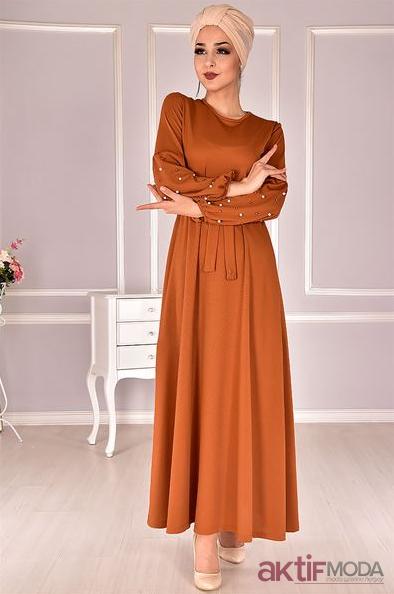 Tesettür Elbise Kombin Önerileri 2019