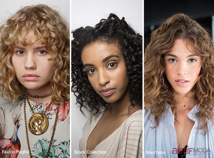 Yaz Saç Modelleri 2019