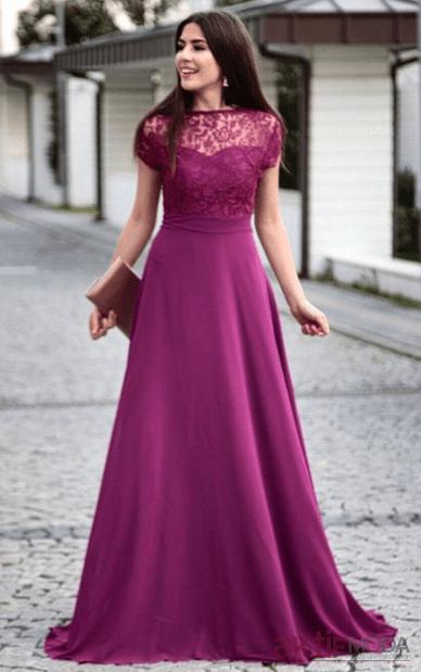 Çan Dantel Abiye Modelleri 2019