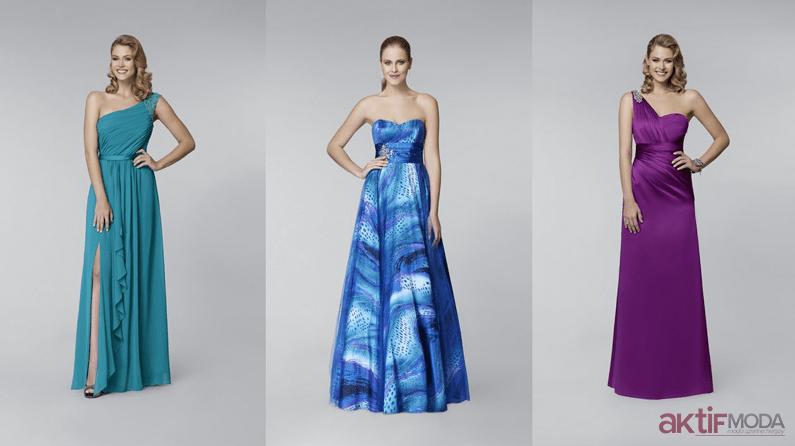 2019 İlkbahar - Yaz Abiye Elbise Modelleri