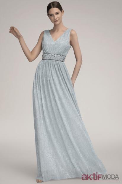 2019 Simli Yazlık Abiye Modelleri