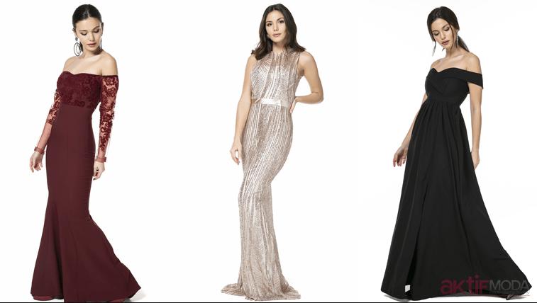 2019 Yaz Abiye Elbise Modelleri 2019
