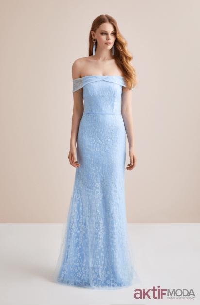 Düşük Bahar Abiye Elbise Modelleri 2019