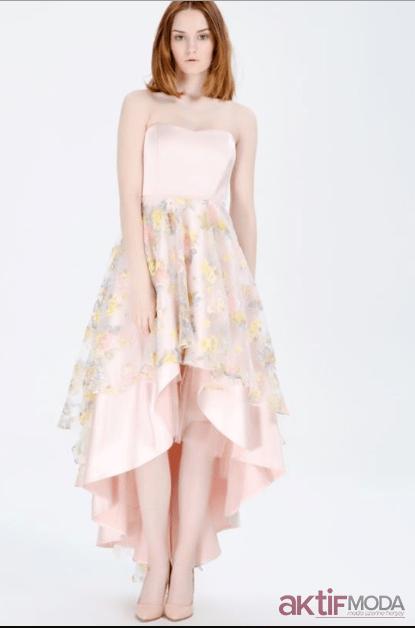 Hareketli Abiye Elbise Modelleri 2020
