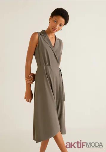 Mango Kadın Elbise Modelleri 2020