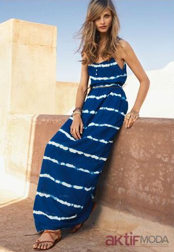 Mango Uzun Elbise Modelleri 2019