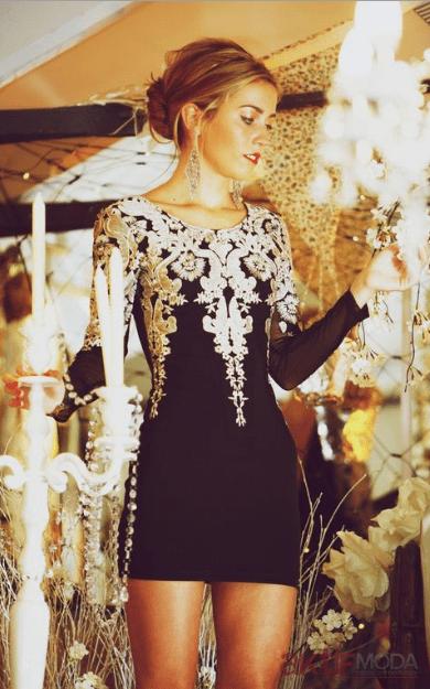 İşlemeli Yaz Düğün Elbiseleri 2019