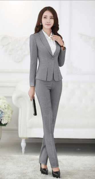 2020 Takım Elbise Ofis Kombinleri