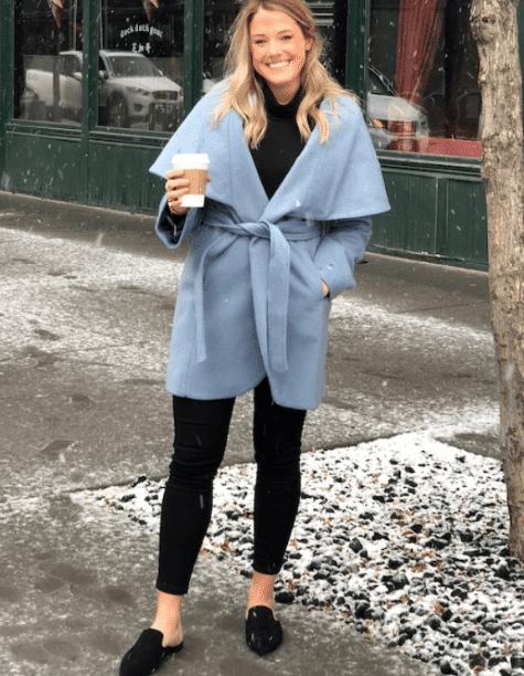 Geniş Omuz Palto Modelleri 2020