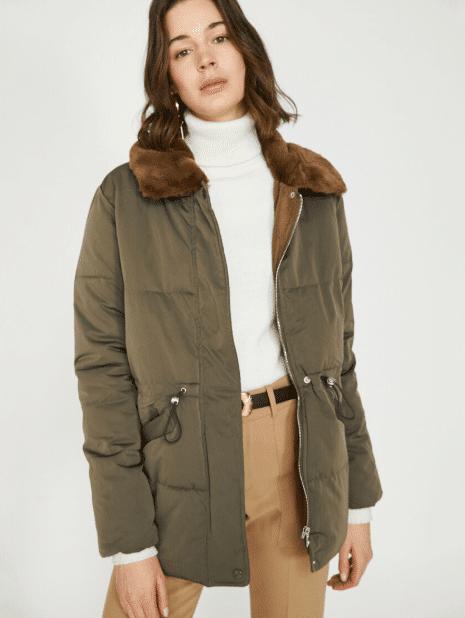 Kürklü Palto Modelleri 2020