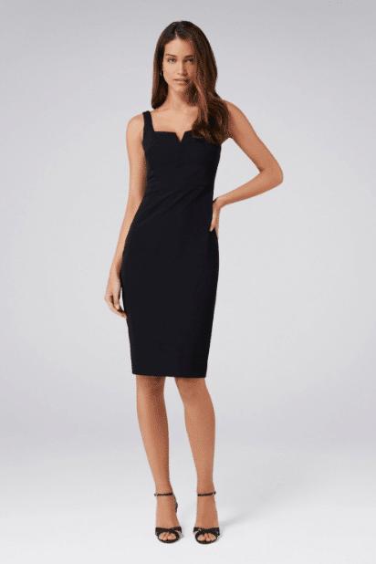 Kısa Siyah Abiye Elbise Modelleri 2020