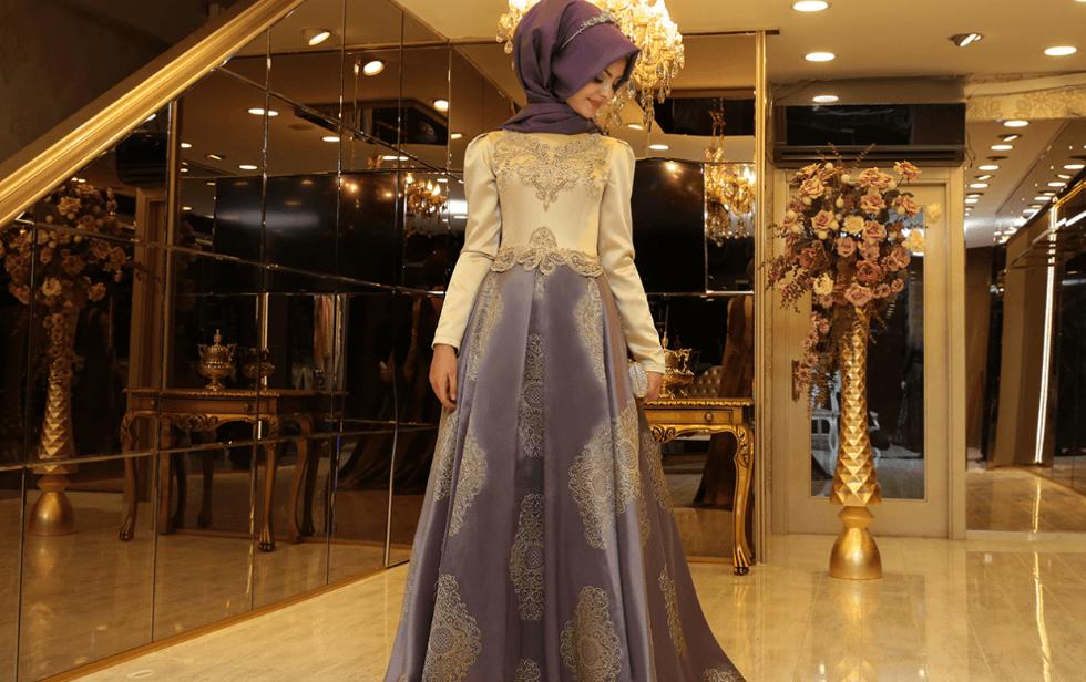 Osmanlı Abiye Elbise Modelleri 2020