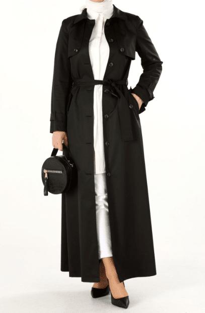 Siyah Pardesü Modelleri 2020