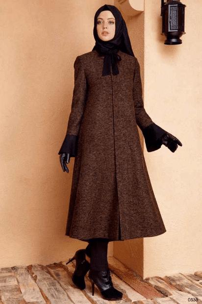 Zühre Kışlık Pardösü Modelleri 2020