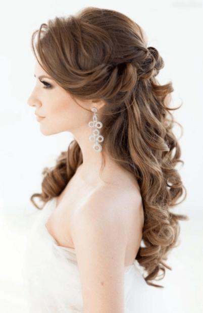 Gelin Saçı Modelleri 2021